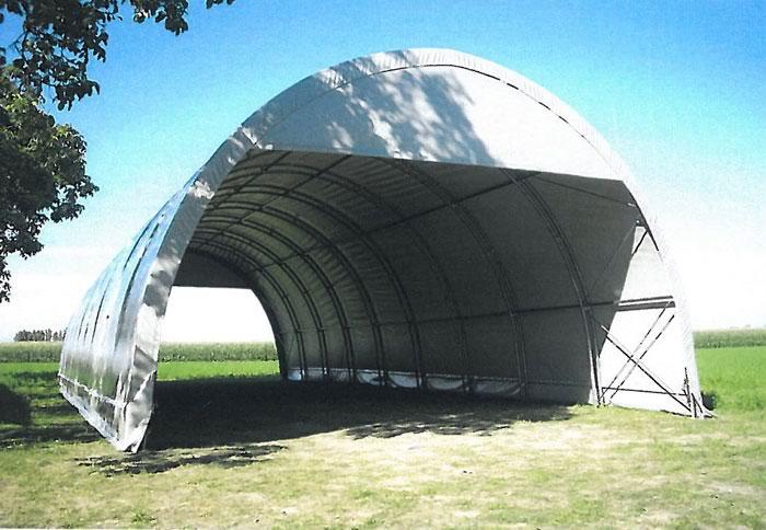 Hangar agricoli usati terminali antivento per stufe a pellet for Capannoni agricoli usati