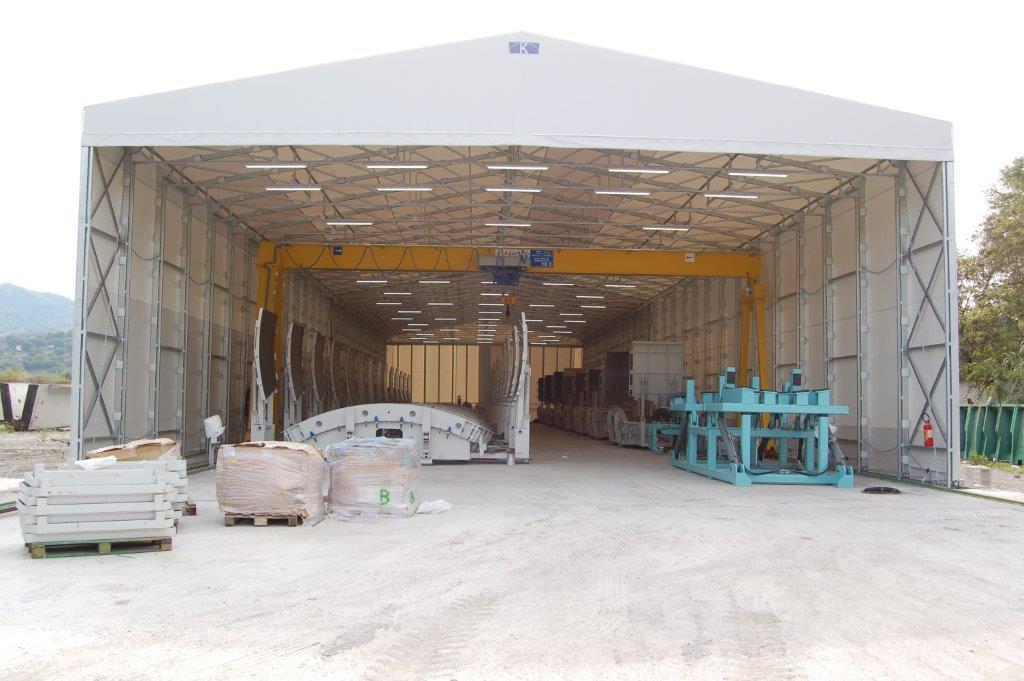 Capannoni Usati Tunnel Seconda Mano E Usato Kopritutto