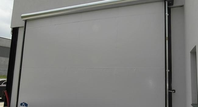 porte rapide - chiusure e porte per capannoni - porte industriali