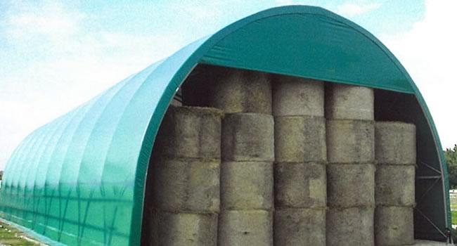 Capannoni Prefabbricati Agricoli Usati